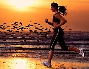Mengatasi kelebihan lemak tubuh dengan olah raga outdoor
