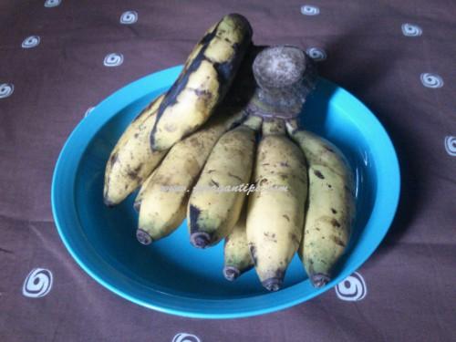 Kandungan dan khasiat buah pisang untuk kesehatan tubuh