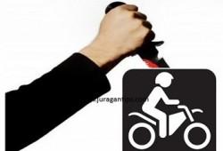 Tindakan aman terhindar dari begal kendaraan bermotor